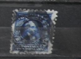 P746.-.- USA . 1917 .-.SCOTT # : 479 . USED.  $ 2 BLUE .  MADISON  .  CV US$  40 ++ - Etats-Unis