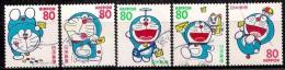 Japan. 1997. Y&T 2326-30. - 1989-... Emperor Akihito (Heisei Era)