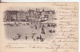 54te-Spiagge-Plages-Strände-Trouville Sur Mer-Calvados-France -v.1901 - Trouville