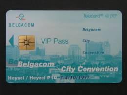 CP-P1. City Convention. 20.500 Ex. - Belgique
