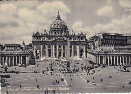 Italia--Citta Del Vaticano--Piazza S.Pietro E Basilica - Vaticano (Ciudad Del)