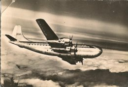 CPA-1956-AVION-BOEING STRATOCRUISER-BE COURANT - 1946-....: Era Moderna