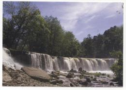 Estonia. Estonie. Estland. Jägala Waterfall (8 Metres In Heigh And 50 Metres In Width). Cascade. Wasserfall. - Estonie