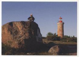Estonia. Estonie. Estland. Mohni Island. Insel. Ile. Eiland. Phare. Leuchtturm. Vuurtoren. Mohni Saari. - Estonie