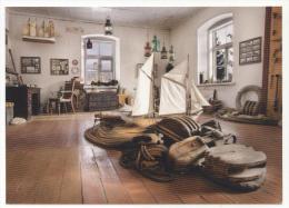 Estonia. Estonie. Estland. Käsmu Maritime Museum. Musée Maritime. Meermuseum. Käsmun Merimuseo. - Estonie