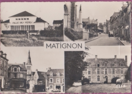 MATIGNON 22  ( MULTIVUES ANNEE  1960  )  BON ETAT  ! ! ! - Sonstige Gemeinden