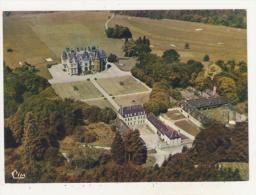 CHAOURCE - CPM - VUE AERIENNE - CHATEAU DE LA CORDELIERE - - Chaource