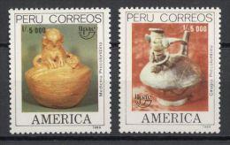 Peru - 1989 America MNH__(TH-13081) - Peru