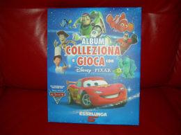 Album Card Figurine ESSELUNGA S Disney Pixar 2011 Completo - Altre Collezioni