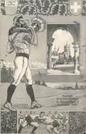 SOUVENIR DE LA FETE FEDERALE DE GYMNASTIQUE A LAUSANNE 1909 - VD Vaud