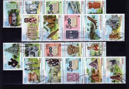 500 Jahre Entdeckung Amerikas Historische Marken Kuba 3042/61 Plus 4KB O 40€ Stamp On Stamp History M/s Sheetlet Bf Cuba - Cuba