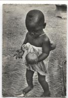 CPSM - NORD CAMEROUN - PETITE MOUNDANG DE LARA - Edition R.C.Tissot / N°5 - Camerún