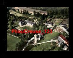 """19 Corrèze - LA CELLE - """" Vue Aérienne - L'Eglise - Le Château """" - Autres Communes"""