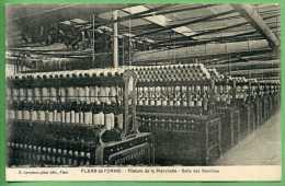 61 FLERS - Filature De La Planchette - Salle Des Continus - Flers
