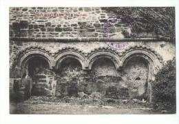 ABBAYE De LA LUCERNE - Les Lavabos - N° 10 - Cachet De L'Abbaye - France