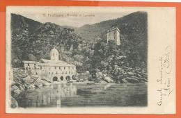 HB189, San Frottuoso, Riviera Di Levante, 1207, Précurseur, Circulée - Italia