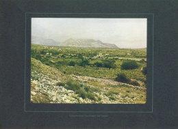 Dalmatinische Landschaft Bei Salona, Foto-Kunsttafel 34, J.Emmer: Welt In Farben, 1906 - Lieux