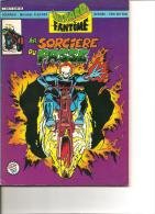MARVEL COMICS  SEMIC  :  LE MOTARD FANTOME - Other