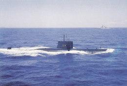 SOMMERGIBILE FECIA DI COSSATO  /  Stato Maggiore Della Marina - Oorlog