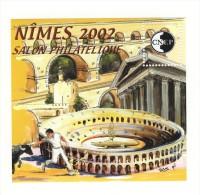 Bloc CNEP N° 36 : Nîmes 2002 . Cote Maury : 12 € . Voir Le Scan . - CNEP