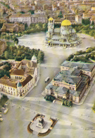 Bulgaria Sofia Parliament Place and Church
