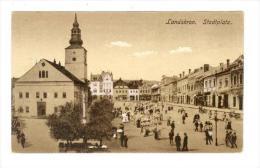 Landskron (now Lanškroun), Stadtplatz, Czech Republic, 00-10s - Tchéquie
