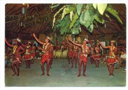 An Evening With The Heiva Ballets, Moorea, Tahiti, Oceania, 1950-1970s - Tahiti