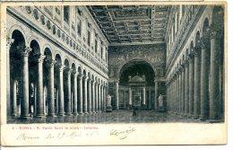 Italie - LAZIO - ROME - Lot De 7 CPA - Viste Da Roma - Envoi à Des Collectionneurs Français De Cartes Postales - Roma (Rome)