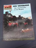 Vie Du Rail 1968 1166 SAVIGNAC EGLISES VINCENNES CIWL AUCHAN RONCQ LOETSCHBERG - Bücher, Zeitschriften, Comics