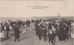 TREPORT TERRASSE ..LA SECONDE AVENUE - Francia