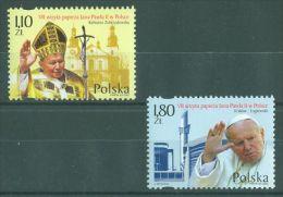 Poland - 2002 John Paul II MNH__(TH-10288) - 1944-.... República