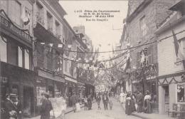 Honfleur - Fêtes Du Couronnement De N.-D. De Grâce Rue Du Dauphin - [11119H14] - Honfleur