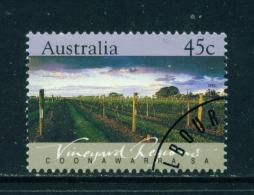 AUSTRALIA - 1992 Vinyard Regions 45c Used As Scan - 1990-99 Elizabeth II