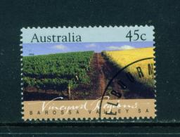 AUSTRALIA - 1992 Vinyard Regions 45c Used As Scan - Used Stamps