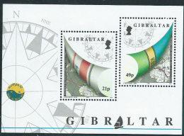 Gibilterra 1992 BF Nuovo** - Mi.17  Yv.16 - Gibilterra