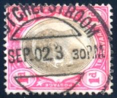 Transvaal 1902. POTCHEFSTROOM Postmark Cancel On SACC 251 (wmk.CA). EARLY DATE. - Transvaal (1870-1909)