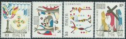 Malta 1976 Nuovo** - Mi.525/8  Yv.520/3 - Malta