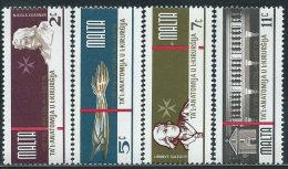 Malta 1976 Nuovo** - Mi.534/7  Yv.529/32 - Malta