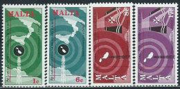 Malta 1977 Nuovo** - Mi.550/3  Yv.545/8 - Malta