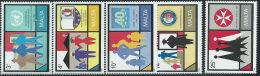 Malta 1989 Nuovo** - Mi.822/6  Yv.801/5 - Malta