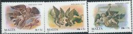 Malta 1989 Nuovo** - Mi.827/9  Yv.806/8 - Malta