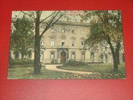 BRUXELLES -    Palais Du Prince Albert  -  1909 - Belgique