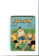 Numero De L'OLYMPIC Mensuel N°3 De 1964 FOOTBALL - Books