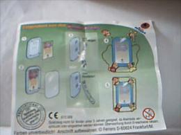 OFFRE 25863 / MAXI PINKI PIGGYS 00 + BPZ - Maxi (Kinder-)