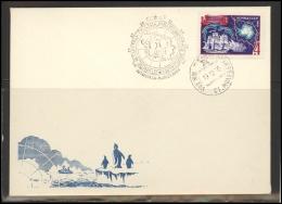 RUSSIA USSR  Special Cancellation USSR Se SPEC 2226, 1074-1970 Antarctic Exploration Penguins Ships - 1923-1991 USSR
