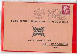 FRANCE  -      MONTLUCON  Sur  L' Axe  -   Allier - Ponti