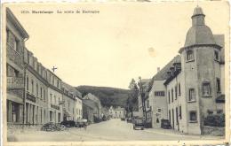 MARTELANGE    LA ROUTE DE BASTOGNE - Martelange