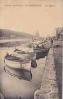 83 / TOULON / SAINT MANDRIER / LES QUAIS / JOLIE CARTE - Saint-Mandrier-sur-Mer