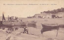 83 /  / SAINT MANDRIER / LE BORD DE MER / JOLIE CARTE - Saint-Mandrier-sur-Mer
