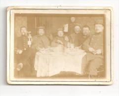 Arras-Diner Du Siege --photos Sur Carton Format 7X9.5---(Réf.6166) - Arras